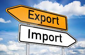 Импорт-экспорт в январе 2018