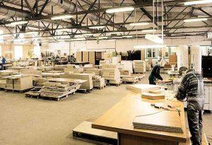 Производство мебели 2018