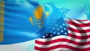 Товарооборот США - Казахстан