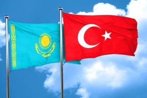 Казахстан Турция