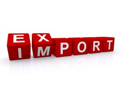 Экспорт-импорт июнь
